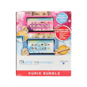 KURIO-TAB CONNECT BUNDLE BOY