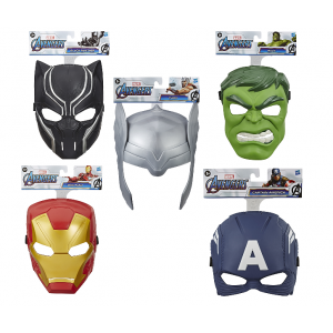 MARVEL-AVN HERO MASK ASST