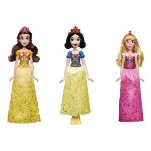 DISNEY PRINCESS-SHIMMER B FASHION DOLL ASST