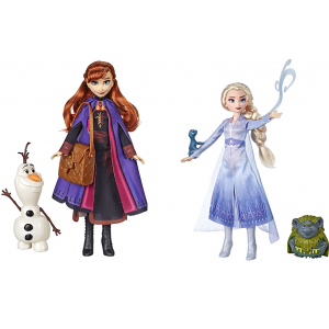 FROZEN 2-STORYTELLING DOLL AND ACCY ASST