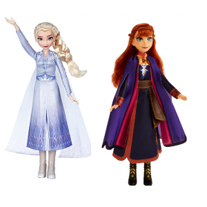 FROZEN 2-SINGING DOLL ASST