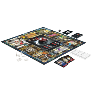 FAMILY GAMING-CLUE LIARS EDITION (ENGLISH)