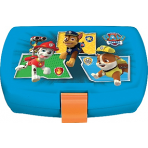 PAW PATROL CANINE RESCUE JR LATCH 2 SANDW BX