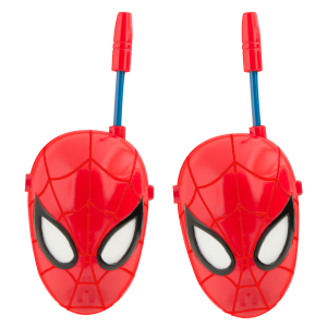 SPIDERMAN WALKIE TALKIE FACE
