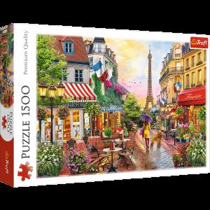 TREFL-1500 PC PUZZLE CHARMING PARIS