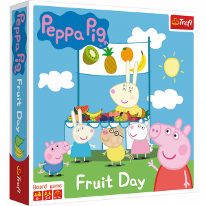 PEPPA PIG FRUIT DAY BOARD GAME