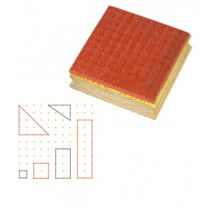 TFC-STAMP GEOBOARD 11 X 11 (121 PIN) 1P