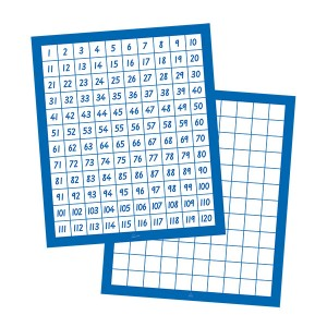 TFC-NUMBER BOARDS 1 - 120 HORIZONTAL 10P