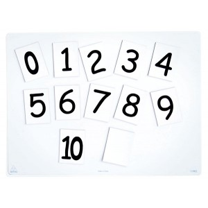 TFC-MAGNETIC NUMERAL PACK 0-10 12P