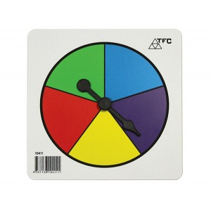 TFC-SPINNER 5 COLOUR 1P