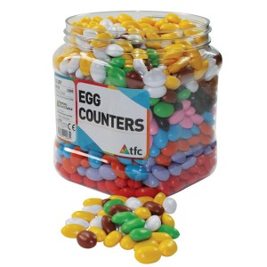 TFC-COUNTERS EGG 1000P