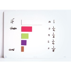 TFC-FRACTION STRIPS MAGNETIC 51P