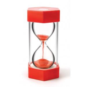 TFC-SAND TIMER MEGA 30 SECOND - RED 1P