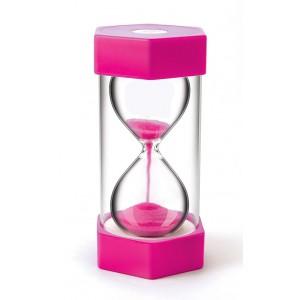 TFC-SAND TIMER MEGA 2 MINUTES - PINK 1P