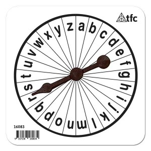 TFC-SPINNER A-Z LOWERCASE 1P