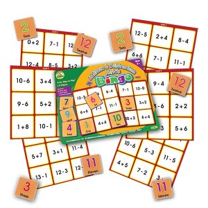 TFC-BINGO ADDITION & SUBTRACTION MATCH 61P