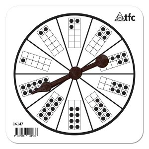 TFC-SPINNER DOT FRAME PATTERN 2S 1P