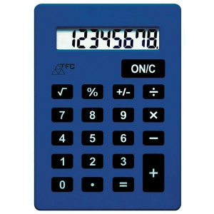 TFC-CALCULATOR GIANT A4 1P