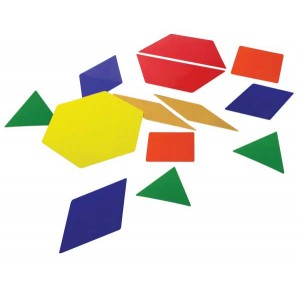 TFC-PATTERN BLOCKS GIANT MAGNETIC 52P
