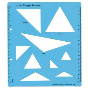 TFC-TEMPLATE - TRIANGLES 1P