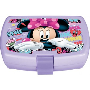 MINNIE STYLE JR LATCH 2 SANDW BX