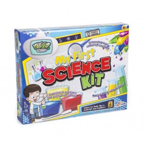SCIENCE-MY FIRST SCIENCE KIT