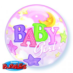 22 INCH SINGLE BUBBLE BABY G MO&ST1CTP