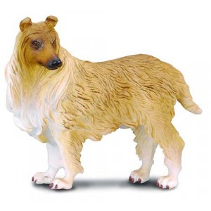 CATS&DOGS-ROUGH HAIRED COLLIE-L