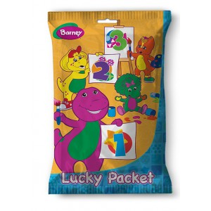 LUCKY BAG - BARNEY (L) REFRESH