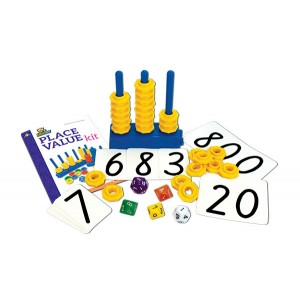 TFC-PLACE VALUE STUDENT SET 33P
