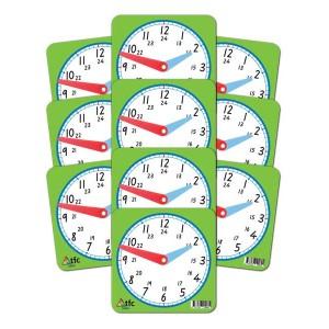 TFC-CLOCK 24HR STUDENT 10P