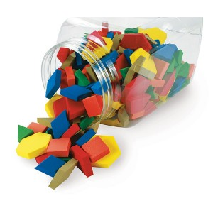 TFC-PATTERN BLOCKS FOAM 250P