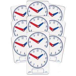 TFC-CLOCK DIGITAL/ANALOGUE 10P