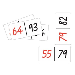 TFC-DOMINOES NUMBER PAIRS 28P
