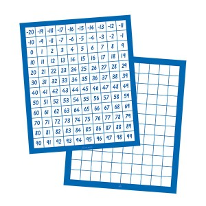 TFC-NUMBER BOARDS -20 - 99 HORIZONTAL 10P