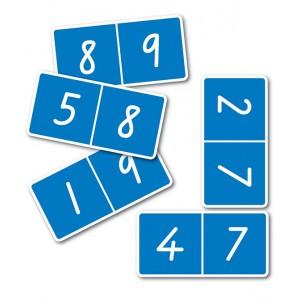 TFC-DOMINOES 9 X 9 NUMBERS 55P