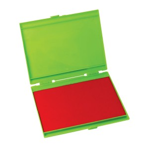 TFC-STAMP PAD RED 1P