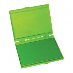 TFC-STAMP PAD GREEN 1P