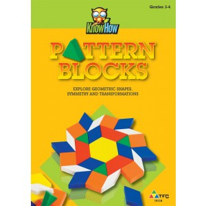 TFC-KNOW HOW PATTERN BLOCKS BOOK GRADES F-6 48PGS