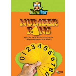 TFC-KNOW HOW NUMBER FANS BOOK 16PGS