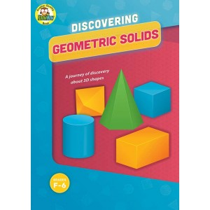 TFC-DISCOVERING GEOMETRIC SOLIDS 48PGS