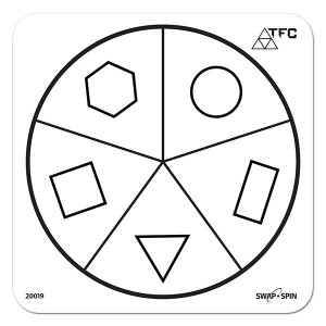 TFC-SWAP + SPIN INSERT ATTRIBUTE SHAPE 1P