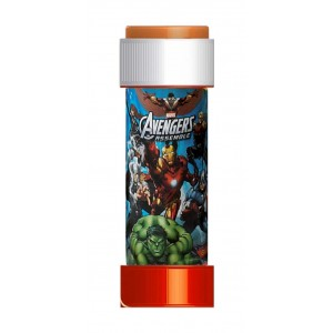 60ML-AVENGERS BUBBLES
