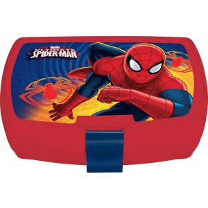 SPIDER-MAN GO JR LATCH 2 SANDW BX
