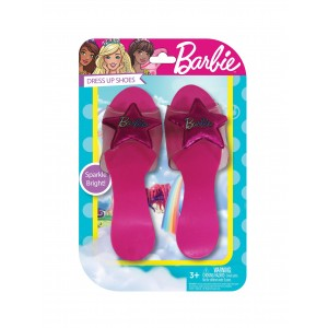 BARBIE SHOES IN BLISTER CARD