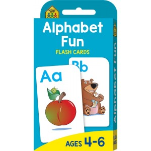 FLASH CARDS-APHABET FUN
