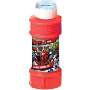 175ML MAXI-AVENGERS BUBBLES
