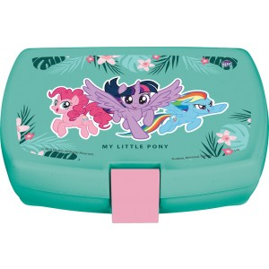 MY LITTLE PONY JR LATCH 2 SANDW BX