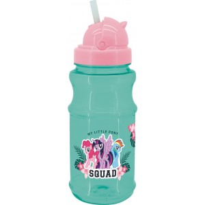 MY LITTLE PONY QUAD BOTTLE 500ML