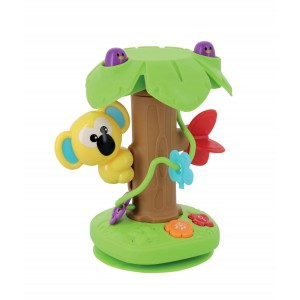 INFINI FUN-HIGH CHAIR PEEK A BOO KOALA